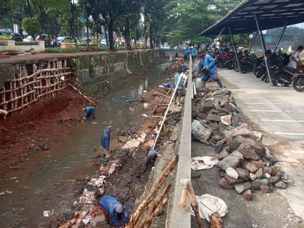 Anggaran Banjir Rp 5,2 triliun, Paling Besar Dialokasikan Untuk Sungai dan Drainase