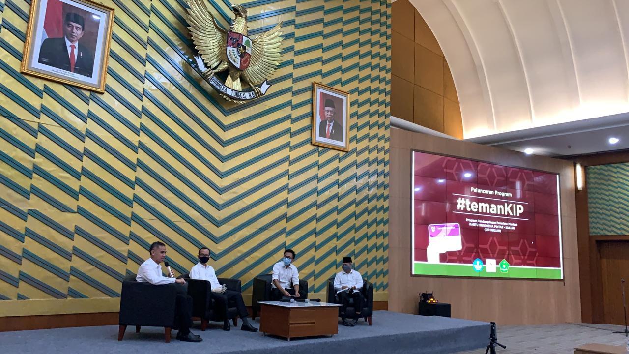 Luncurkan #temanKIP, Stafsus Jokowi Pastikan Penerima Manfaat Tepat Sasaran