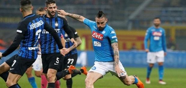 Inter Kikis Peluang Napoli Raih Scudetto