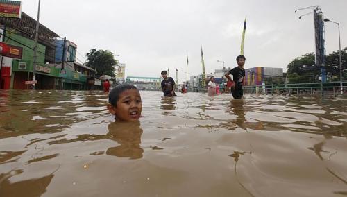 Waspada, Bencana Longsor Dan Banjir Akhir Juni 2020