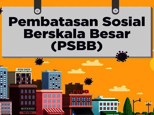 PSBB Tahap I Di DKI Diperpanjang Hingga 30 Juli