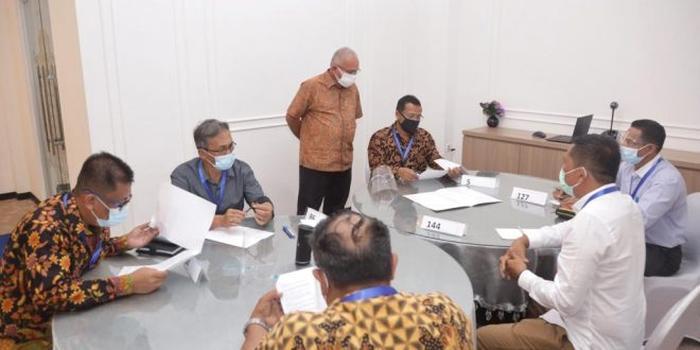 Sekda Pantau Pelaksanaan Seleksi Eselon II Pemerintah Aceh Tahapan 4