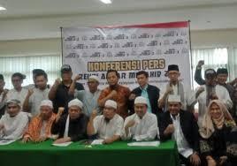 Panitia Reuni Akbar Mujahid 212 Batal Undang Jokowi