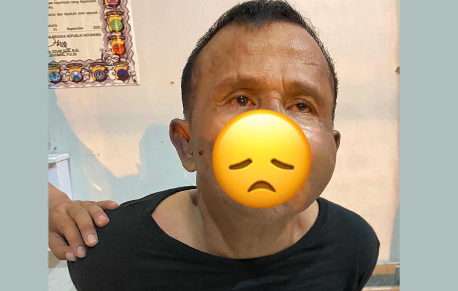 Pelaku Penculikan dan Pemerkosaan Yang Gegerkan Warga  Lampung Selatan  akhirnya Meringkuk di Jeruji Besi