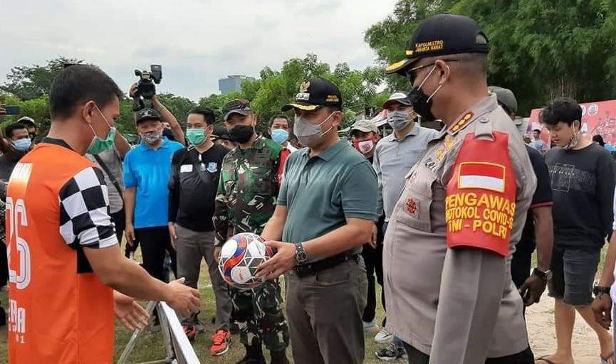 Kepala UPT Samsat Wilayah 10 Way Kanan Benarkan JM, Pasien Covid 19 Bayar Pajak