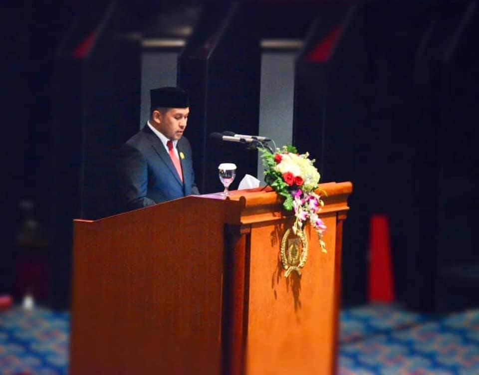 Politisi Muda Gerindra Ini Tolak Penghapusan Dana Cadangan Dan Empat Rekening Deposito di Bank DKI