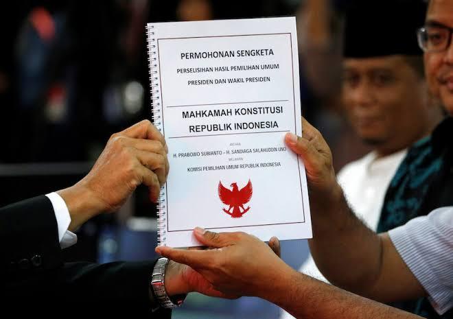 Bawa Bukti Kuat, Kubu Prabowo-Sandi Yakin Gugatannya Tak Ditolak MK