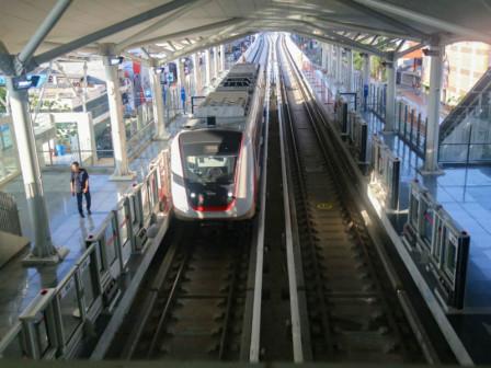 Imbas Covid -19, PT LRT Jakarta Bakal Beri Keringan UMKM Mitra Bisnis