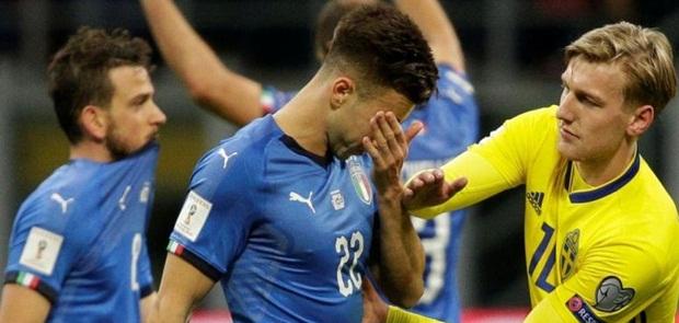 Italia Gagal Lolos ke Piala Dunia 2018