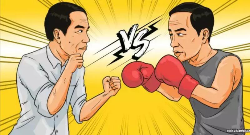 Lawan Terberat Jokowi, Adalah Jokowi