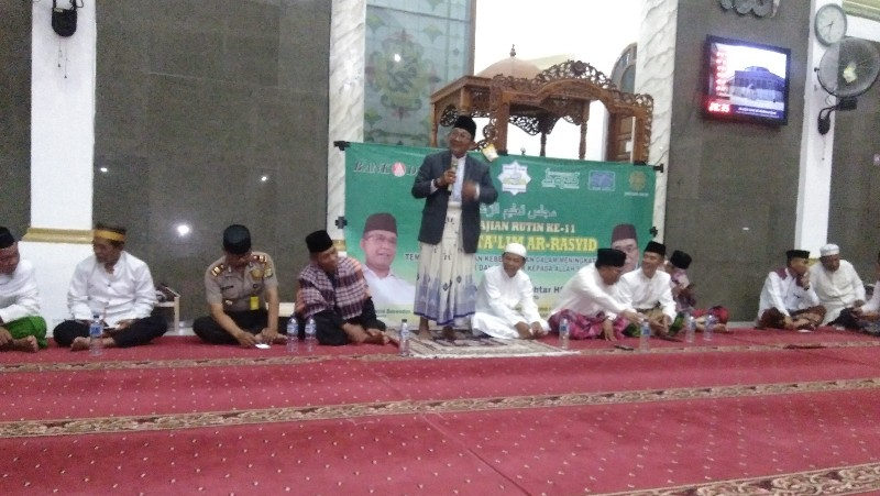 Umat Islam Diimbau Pilih Caleg dan Capres yang Diridhoi Allah