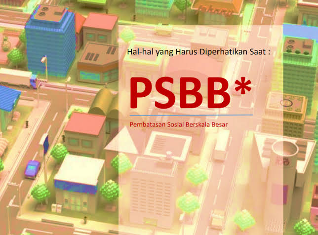 DKI Perpanjang PSBB Masa Transisi Hingga 16 Juli