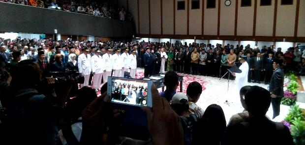 Anies Ganti Semua Walikota Plus Bupati Kepulauan Seribu