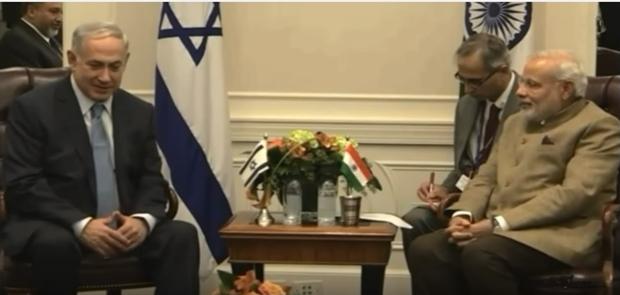Israel Jual Senjata Anti Serangan Udara ke India