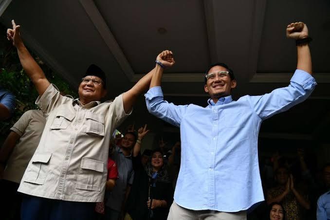 Prabowo Merasa Kecewa Tapi Hormati Keputusan MK