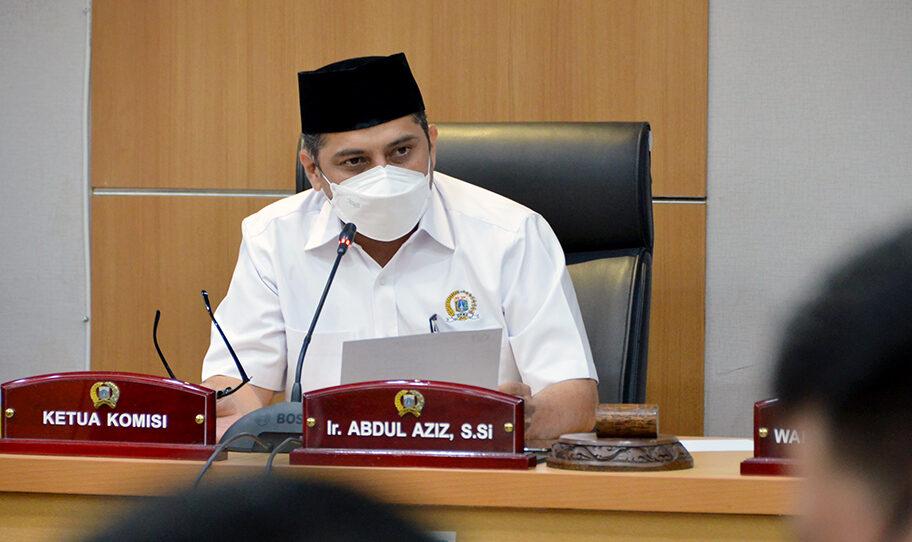 Komisi B Tampung Keluhan Pemenuhan Hak Karyawan PT Transjakarta