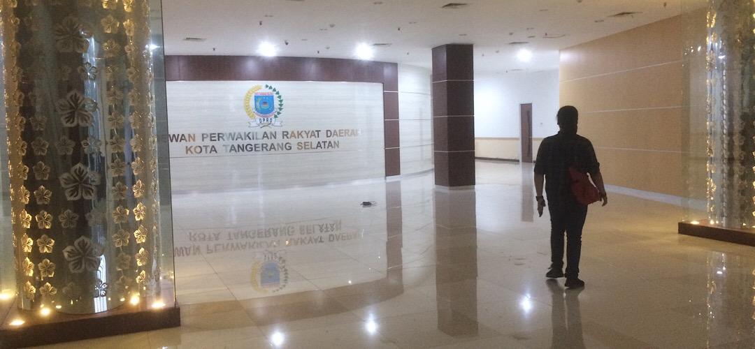 Urgensi, APBD Perubahan Kota Tangsel Bakal Diketok Dewan Lama