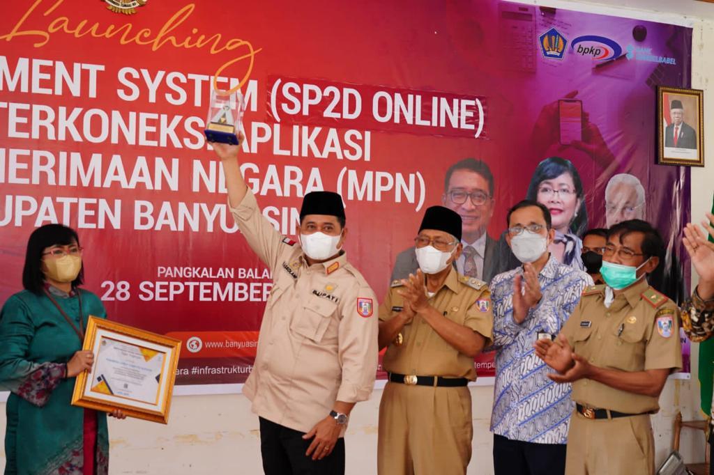 Kabupaten Banyuasin Terapkan Cash Management System