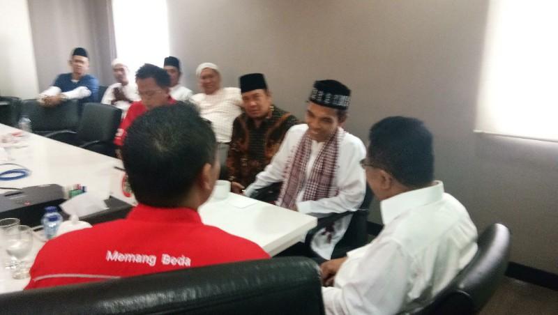 TVOne Bantah Dibayar untuk Kondisikan Dukungan UAS kepada Prabowo