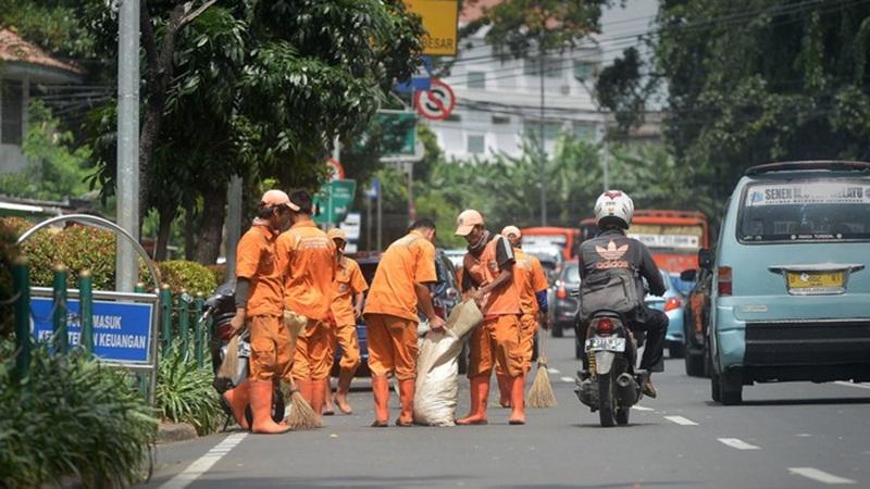 Jaga Kebersihan Saat Natal, DLH DKI Kerahkan 2.200 Petugas PPSU