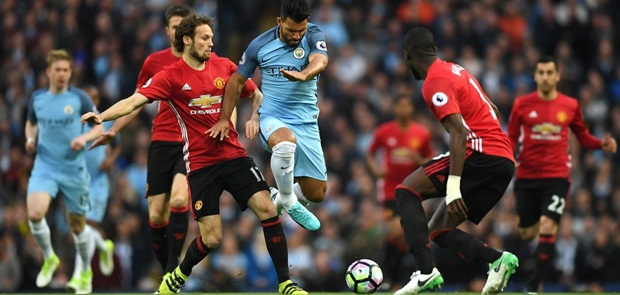 PREV LIGA PRIMER: Manchester United Vs Manchester City