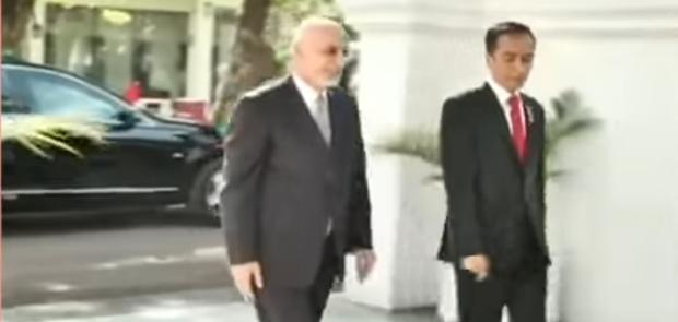 Kesepakatan Indonesia-Afganistan
