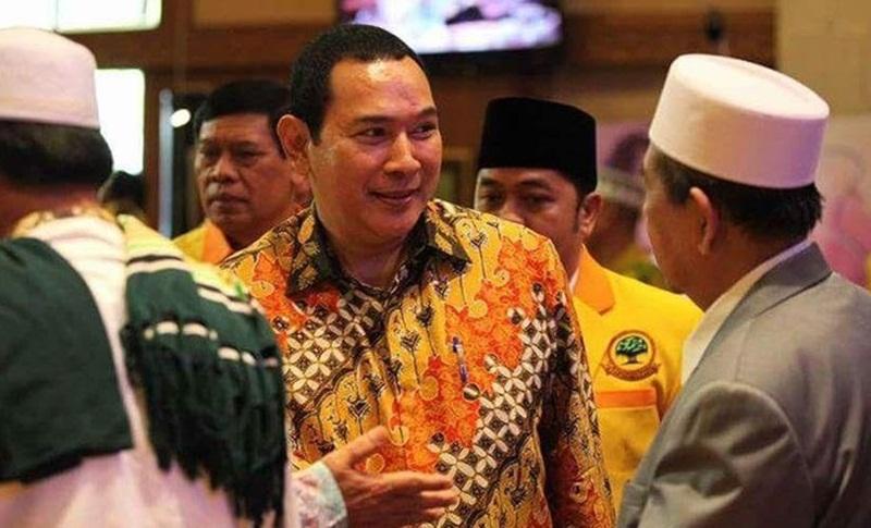 2019, Tommy Soeharto Akan Berkampanye untuk Prabowo-Sandi