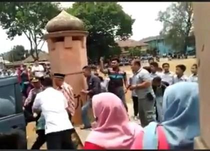 Menkopolhukam Diserang di Pandeglang, Kapolsek Ikut Jadi Korban