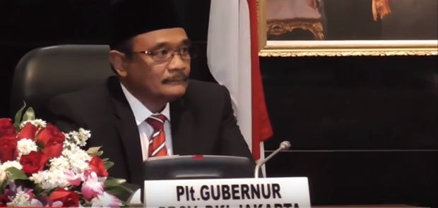 Kader PDI-P Djarot Saiful Hidayat Akhirnya Jadi Gubernur Jakarta