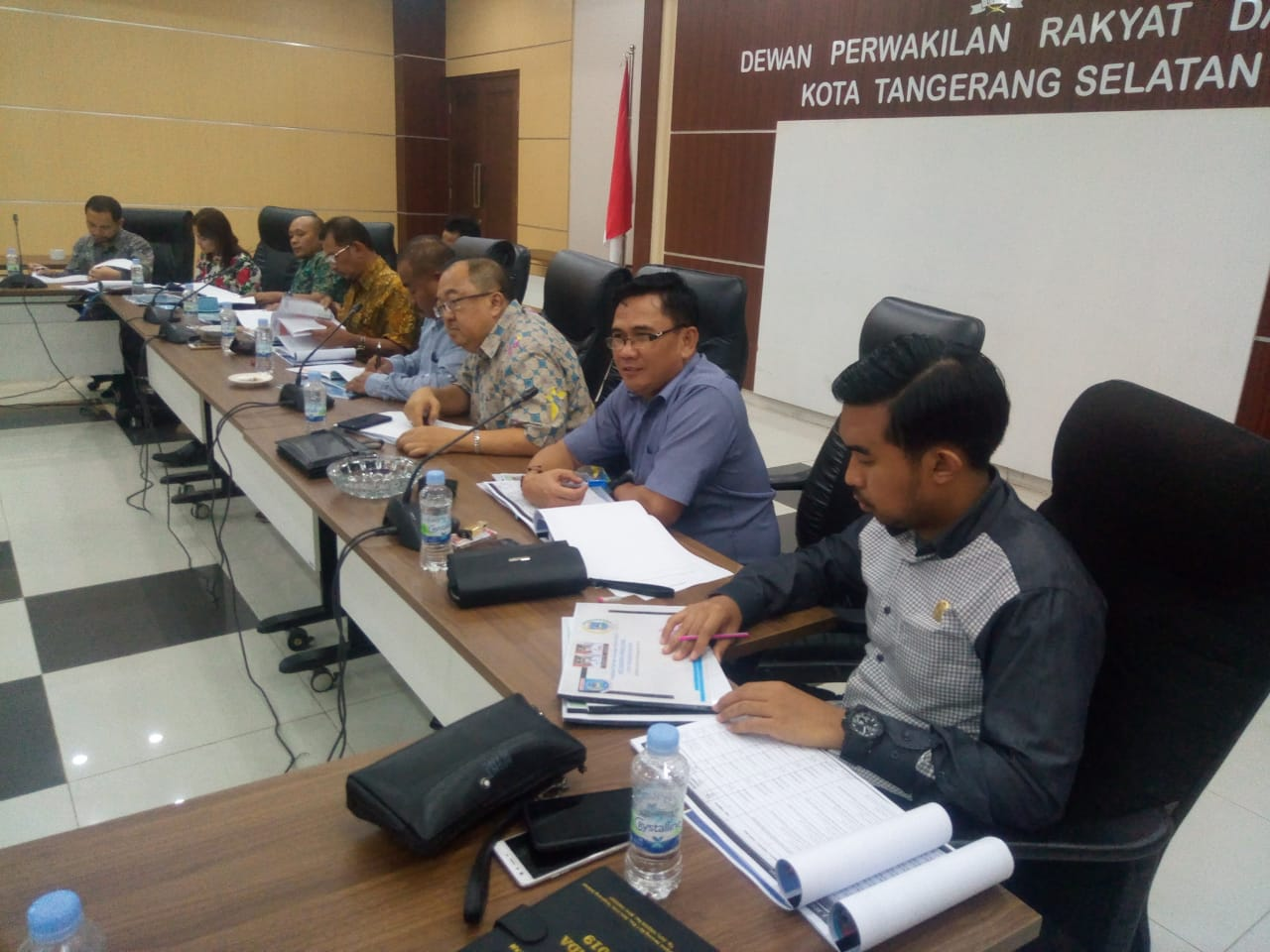 Dana Bantuan Kelurahan  di Tangsel Terserap 80%, Mayoritas Untuk Pemberdayaan Masyarakat