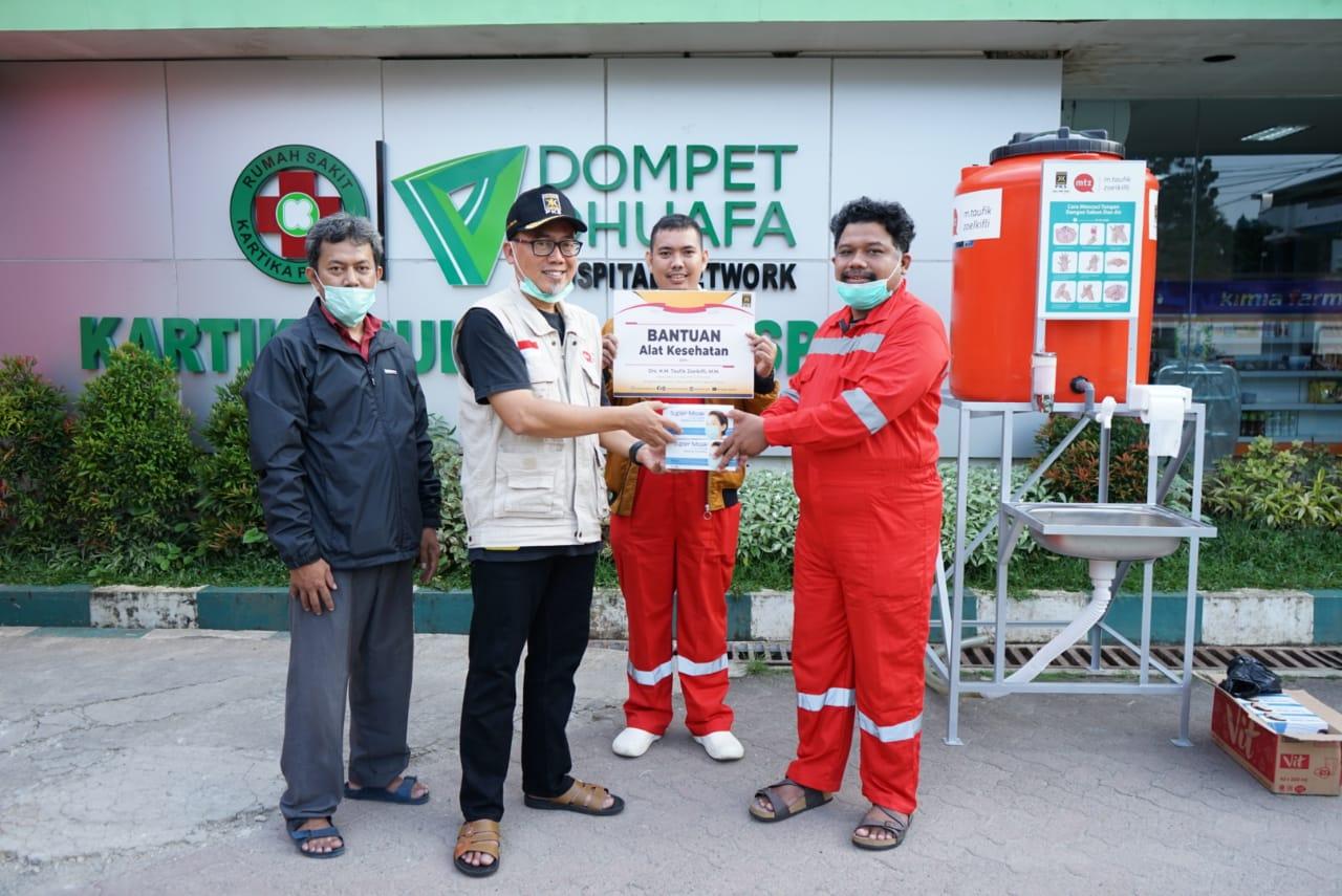 Akan Genjot Penyelesaian, PT KCN Nilai Kembali Proyek Pembangunan Marunda