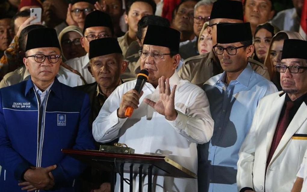 BPN Prabowo-Sandi Boikot Metro TV, Begini Reaksi Warganet