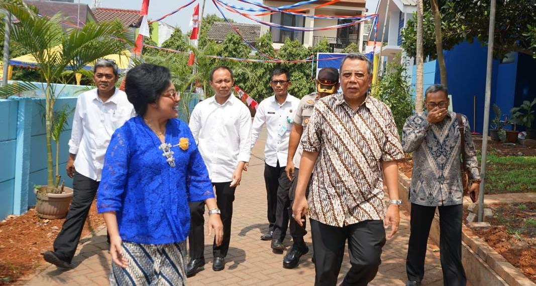 Wakil Walikota Hadiri Peresmian Sekolah Abdi Siswa Bintaro