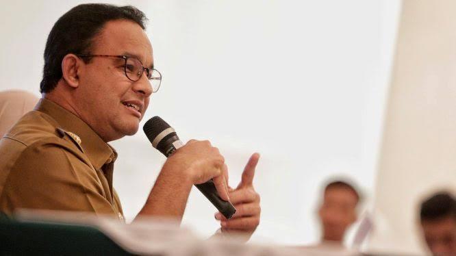 Anies Ogah Komentari Surat Untuk Balapan di Monas Yang Dianggap Manipulasi