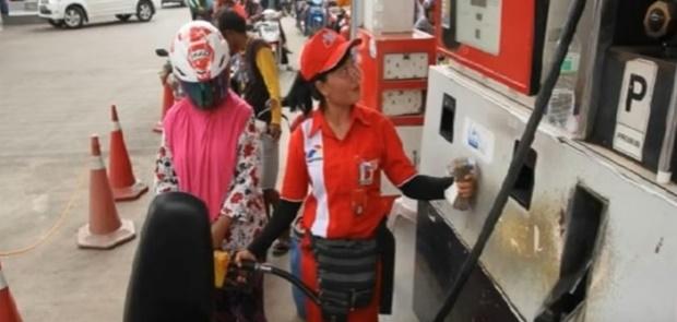 Ada Perampas Uang Rakyat oleh Pertamina, di hilangnya BBM Jenis Premium