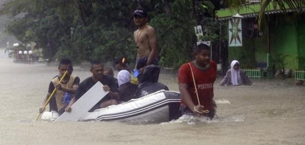 Waspada! Siklon Tropis Dahlia Hantam 5 Provinsi Termasuk Jakarta