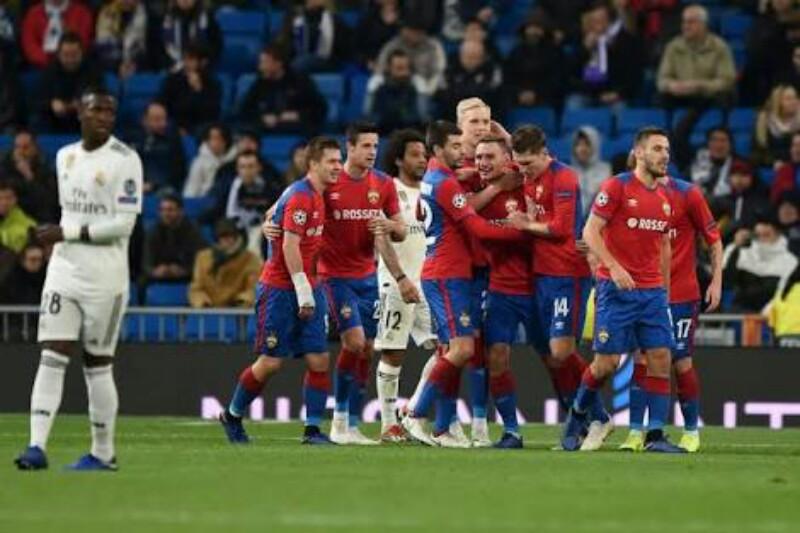 Hasil Pertandingan Liga Champions 13 Desember 2018