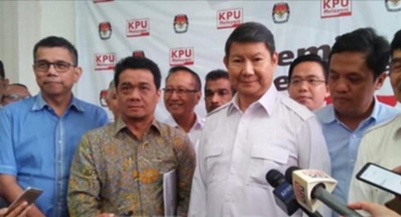 BPN Prabowo-Sandi Laporkan 17,5 Juta Data Bermasalah dalam DPT ke KPU