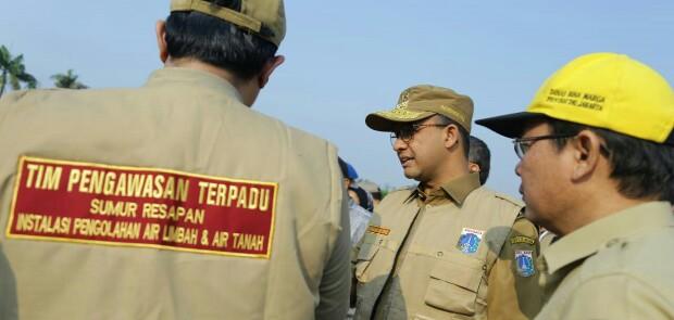 Pemprov DKI Periksa 80 Bangunan di Jakarta Barat dan Timur