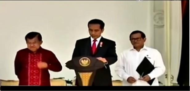 Jokowi Ancam Menteri Agraria Kebut 5 Juta Sertifikasi Tanah