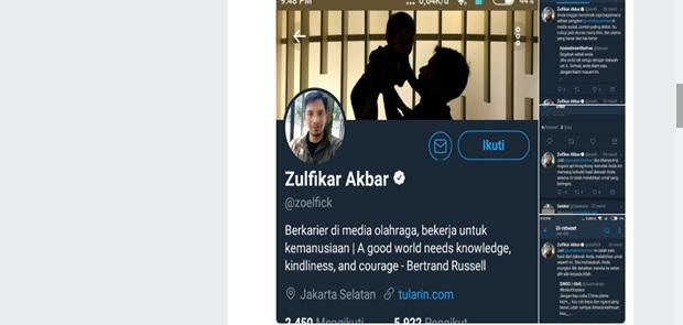 Diduga Terjebak Akun Ustad Abdul Somad Palsu, Wartawan TopSkor Dipecat