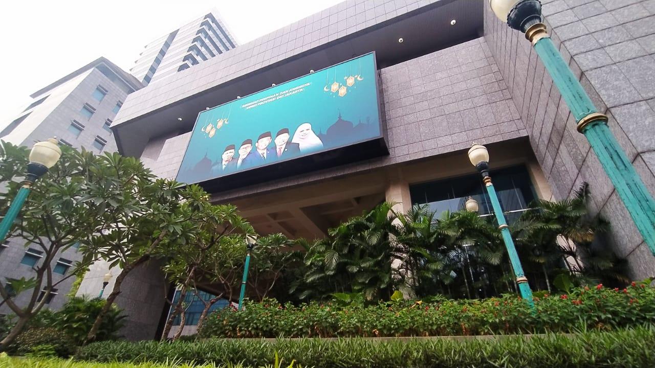 Staff dan Anggota Terpapar Covid-19, DPRD DKI Ditutup Selama Lima Hari