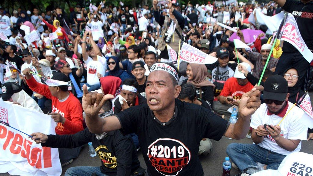 Ini Lokasi Nobar Debat Capres Untuk Pendukung Prabowo-Sandi