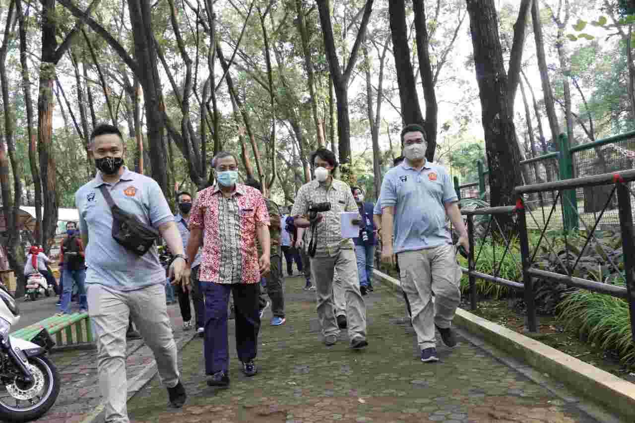 Ragunan Bakal Jadi Ecowisata Terbesar Se-Asia Tenggara, Ariza: Kita Percepat!