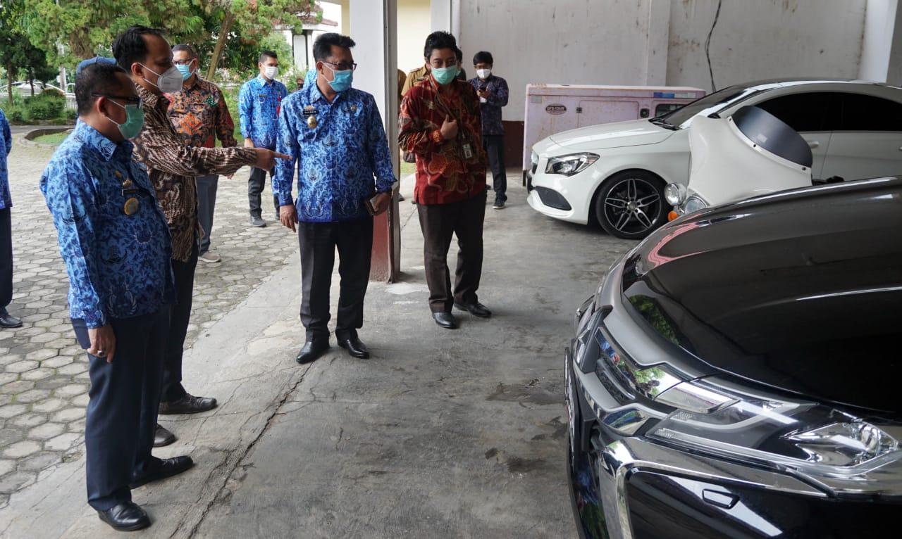 KPK Hibahkan Barang Rampasan Senilai Rp41,595 Miliar Kepada Pemkab Lampung Selatan