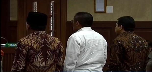 Aktivis 98 Haris Rusly: Setya Novanto Lebih Sakti dari Pangeran Alwaleed dan Paul Manafort