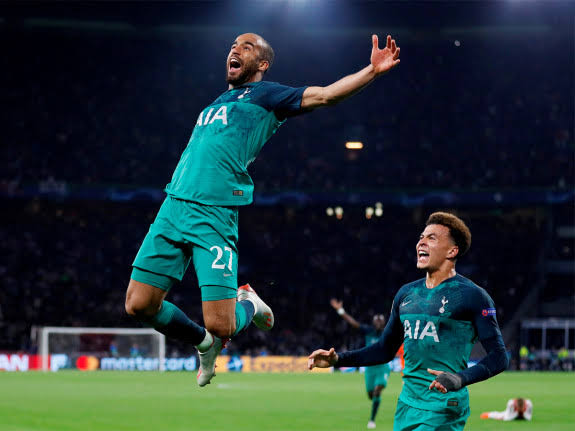 Tottenham Singkirkan Ajax, Liga Champion Tercipta Final All English