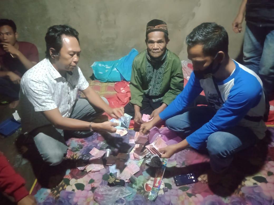 Kasus penipuan penggandaan uang, akhirnya dapat diungkap jajaran Polsek Penengahan, Lampung Selatan
