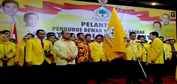 Setya Novanto Berpesan Kader Golkar Hindari Korupsi