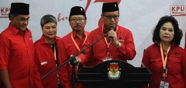 Tim Kampanye Jokowi Berjumlah 112 Orang